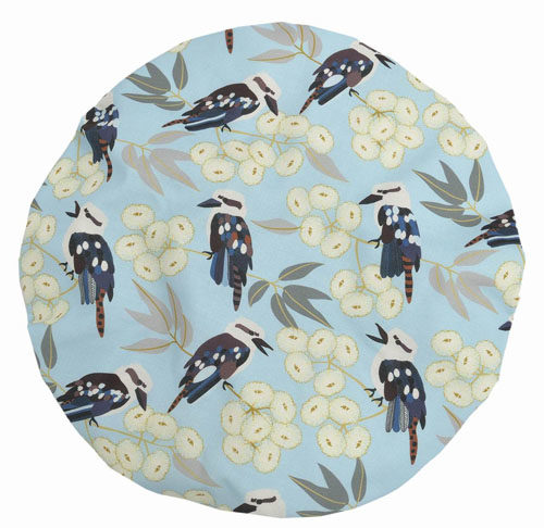 Kookaburra Shower Cap