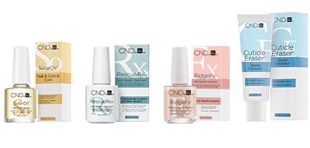 CND: Creative Nail Design