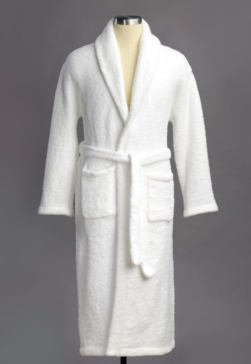 Signature Shawl Collar Robes